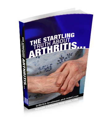E-book with natural and alternative treatments and remedies for arthritis